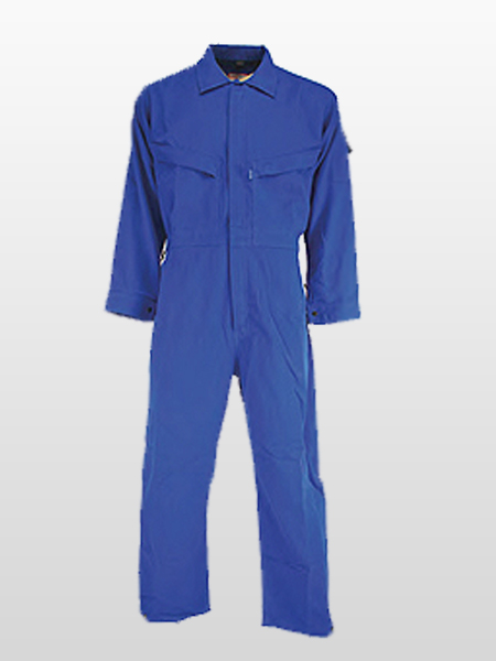 LIGHTWEIGHT FIRE RESISTANT / ANTI-STATIC / ARC FLASH PROTECTIVE COVERALLS-0