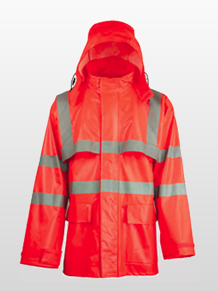 ARC FLASH RAIN JACKET-0