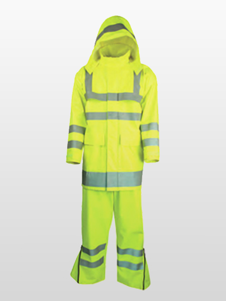 ARC FLASH RAIN JACKET AND TROUSERS-0