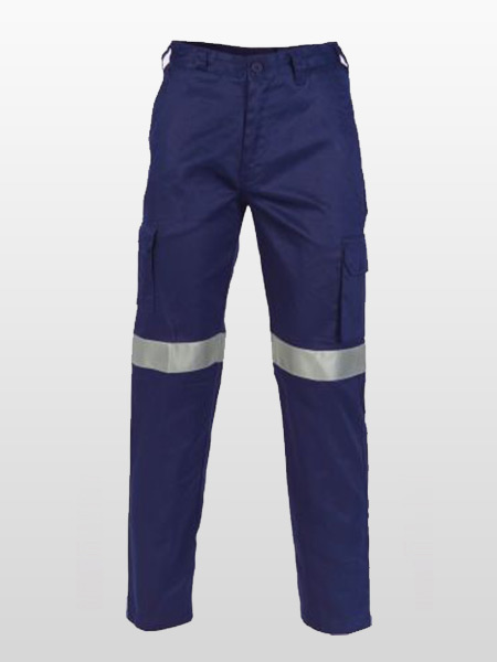 FIRE RESISTANT CARGO TROUSERS-0