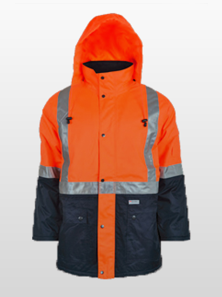 HI-VIS TWO TONE STORM COAT-0