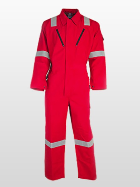 FIRE RESISTANT / ANTI-STATIC COVERALLS -0