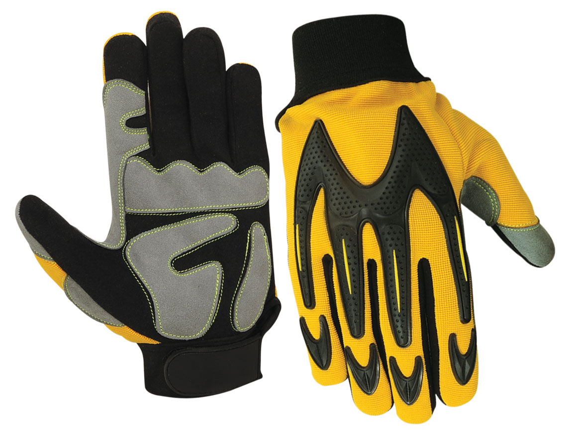 IMPACT PROTECTION GLOVES -0
