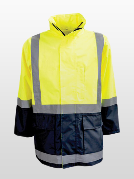 HI-VIS TWO TONE SHELL JACKET-0