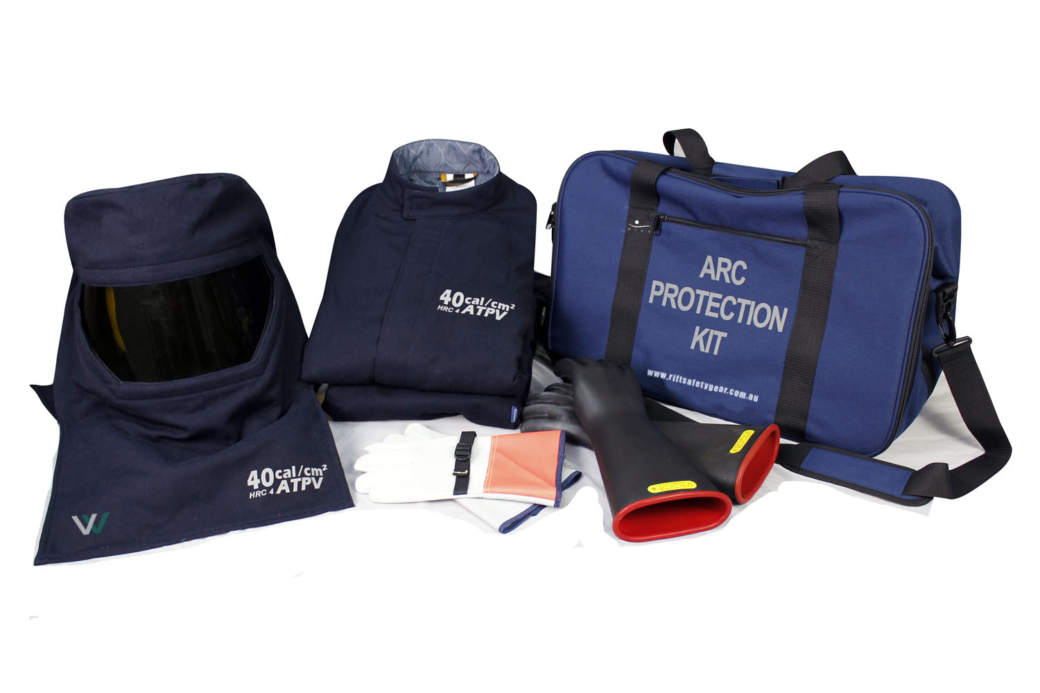 ARC FLASH PROTECTION KIT-1412