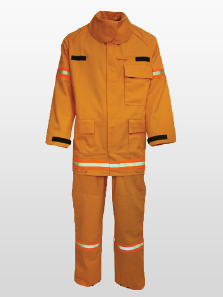 FOREST / WILDLAND FIRE FIGHTING SUIT-0