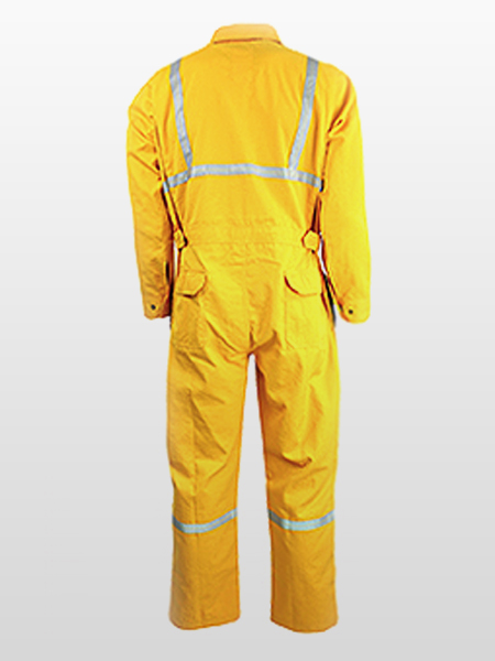 FIRE RESISTANT / ANTI-STATIC / ARC FLASH PROTECTIVE COVERALLS -1240