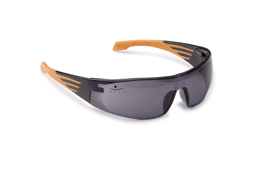 RIFT WRAP AROUND SAFETY GLASSES -1427