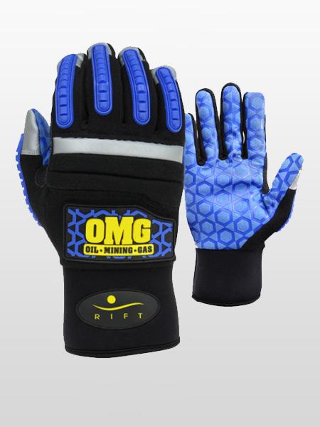 Fire Resistant Cut 5 Diablo Gloves Rift Safety Gear
